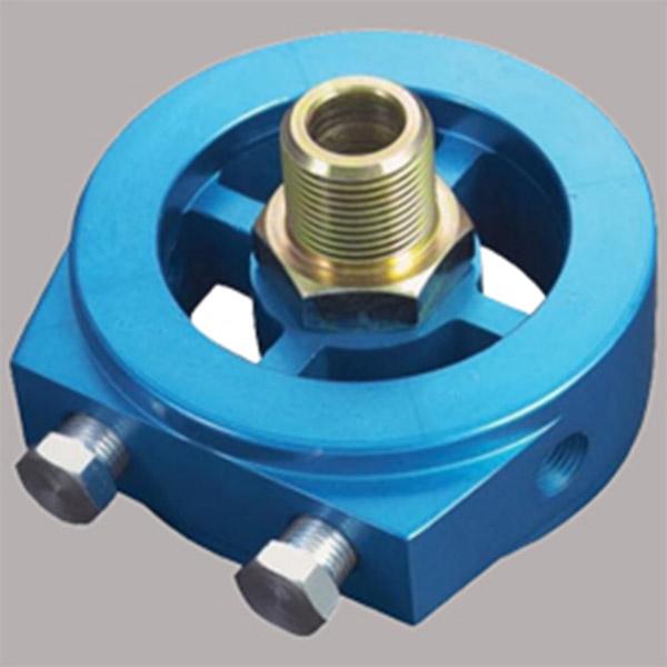 Oil Temp and Oil Pressure Gauge Sensor Attachment