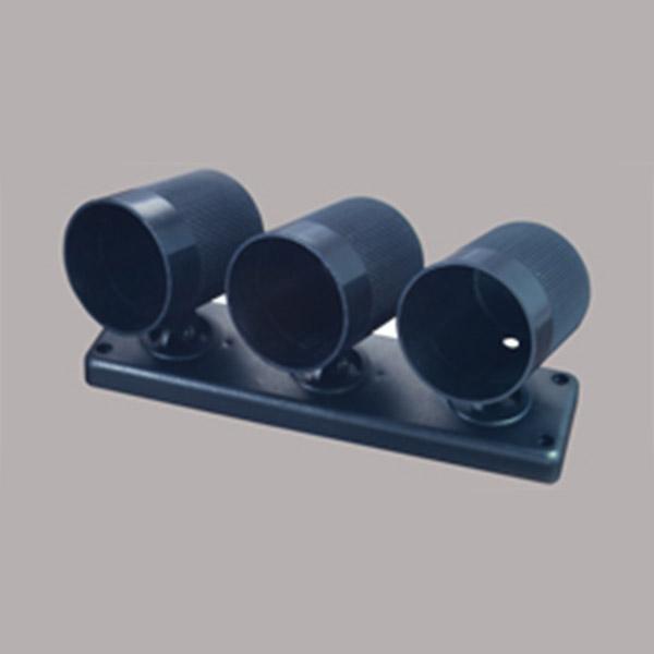 2″ Triple Gauge Mounting Cup