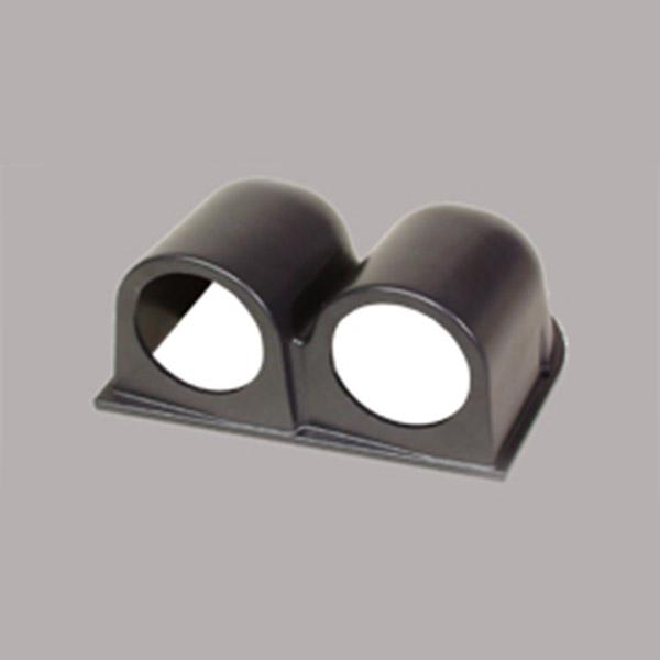 2″ Dual Gauge Pods Dash Mount