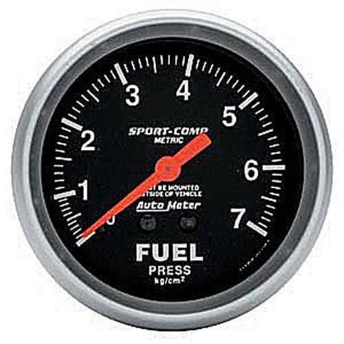 AutoMeter Sport-Comp Analog Gauges