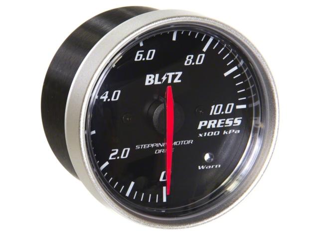 Blitz Racing Meter SD Pressure Gauge – 60mm – 19564