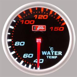 2″ Water Temperature Gauge