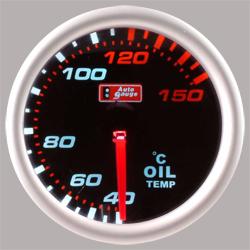 2″ Oil Temperature Gauge