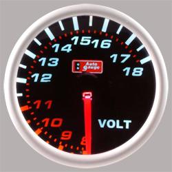 2″ Volt Gauge