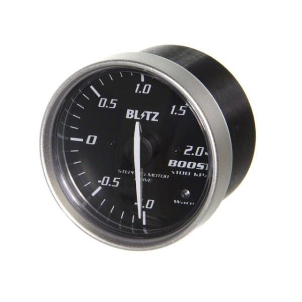 Blitz Racing Meter Boost Gauge – 60mm – 19581