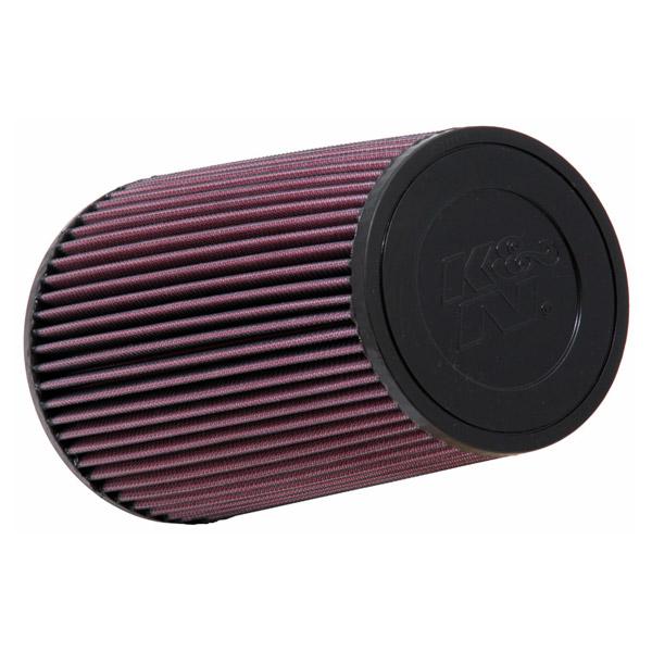 K&N RU-2800 Universal Clamp-On Air Filter 5in