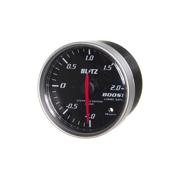 Blitz Racing Meter SD Boost Gauge – 60mm – 19561