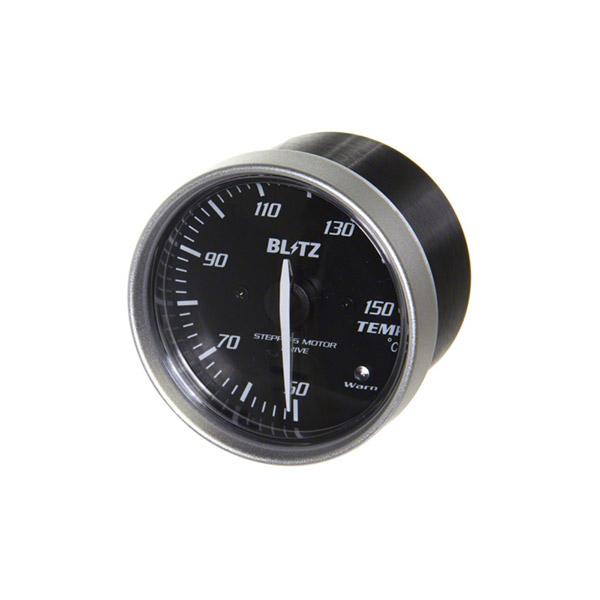 Blitz Racing Meter SD 60mm Temperature Gauge – Red