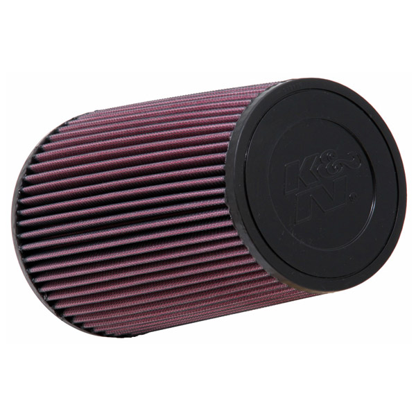 K&N RE-0930 Universal Clamp-On Air Filter 3.5in