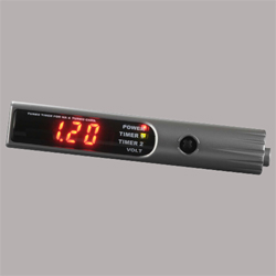 AutoGauge Turbo Timer Auto Timer & Volts Voltage Display for NA & Turbo cars