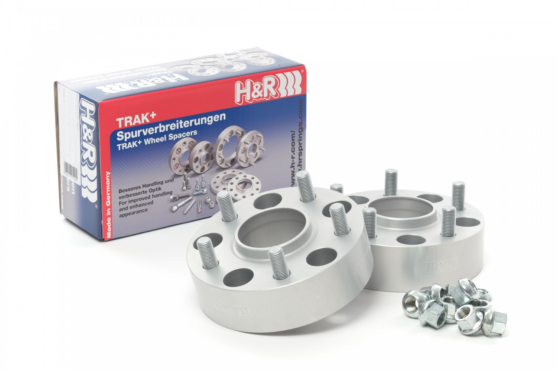 H&R Wheel Spacer for Toyota Land Cruiser 50mm, 60mm, 70mm