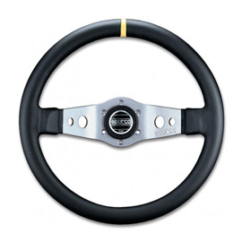 Sparco Safari L555 Steering Wheel 015TSF