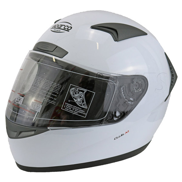 003319 Sparco Club X1 Helmet