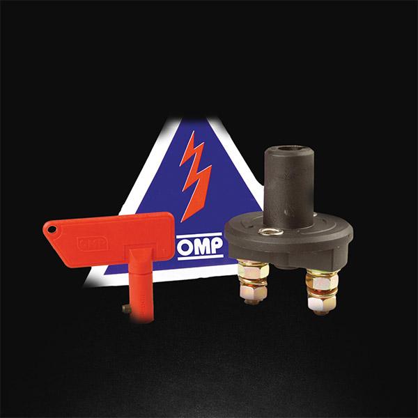 OMP Master Switch 2 Pole EA/460