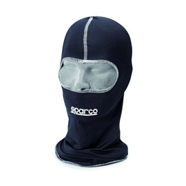 Sparco Micropoly Hood Open Style Black