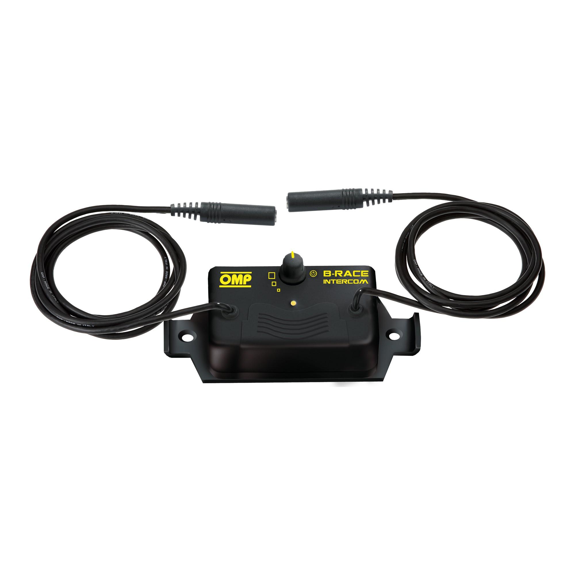 OMP B-Race Intercom Amplifier JA/874