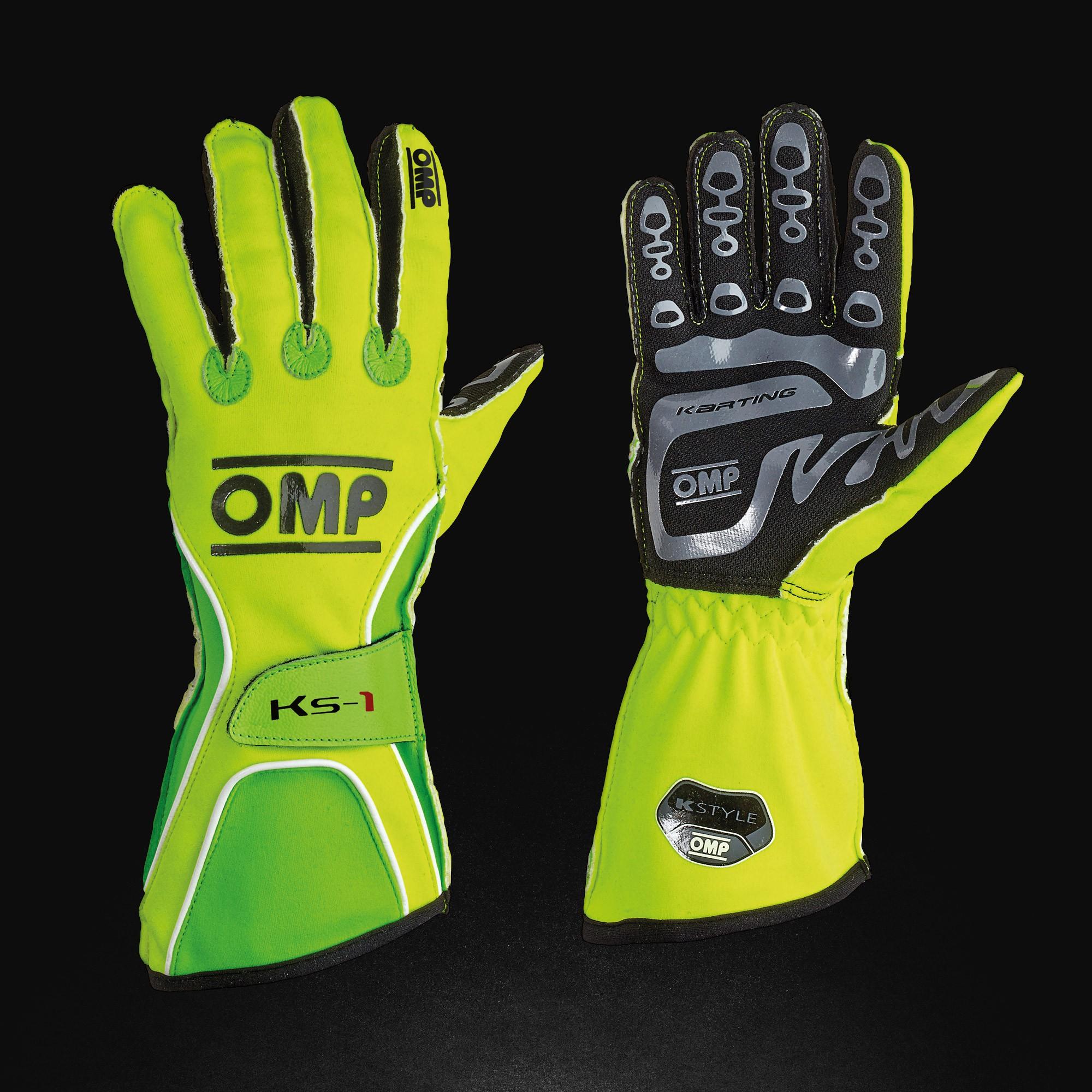 OMP KS-1 Racing Gloves KK02741