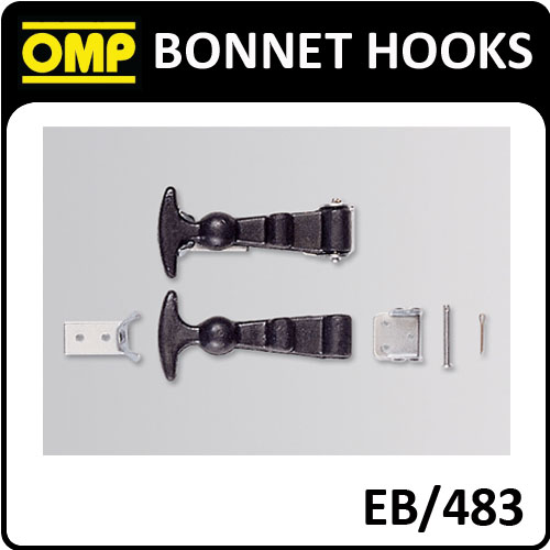 OMP Bonnet Hooks EB/483