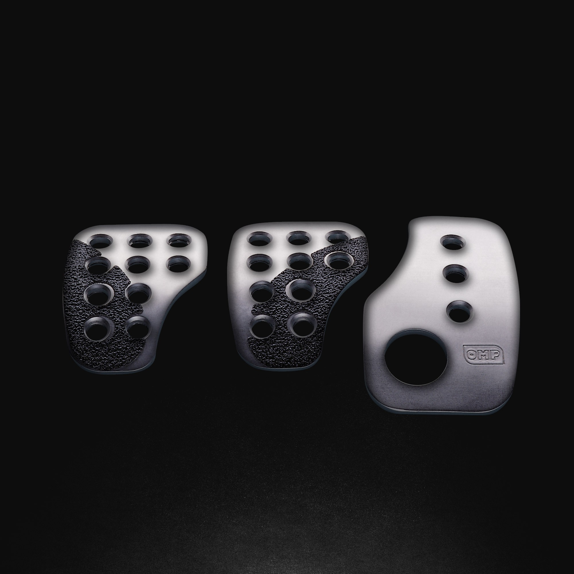 OMP Italy OA/1040 standard Pedal Pads
