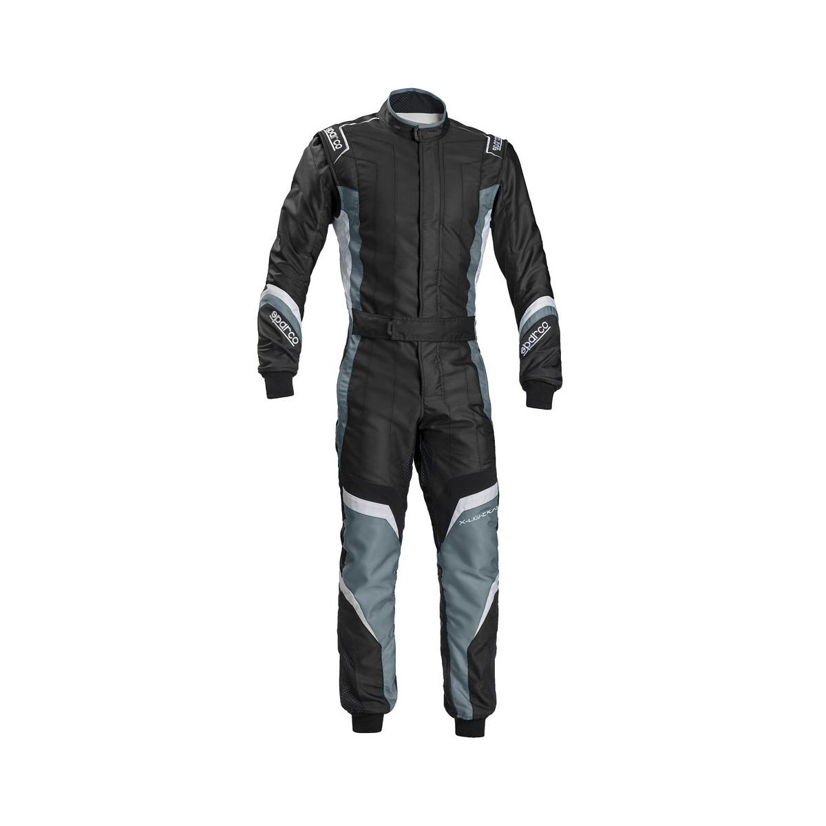 002336 Sparco X-Light KS-7 Kart Racing Suit