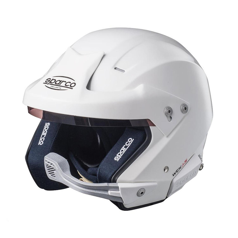 003327 Sparco WTX J-5i Open Face Intercom Helmet