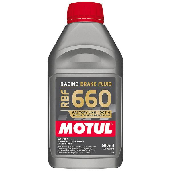 Motul RBF 660 Brake Fluid 101666