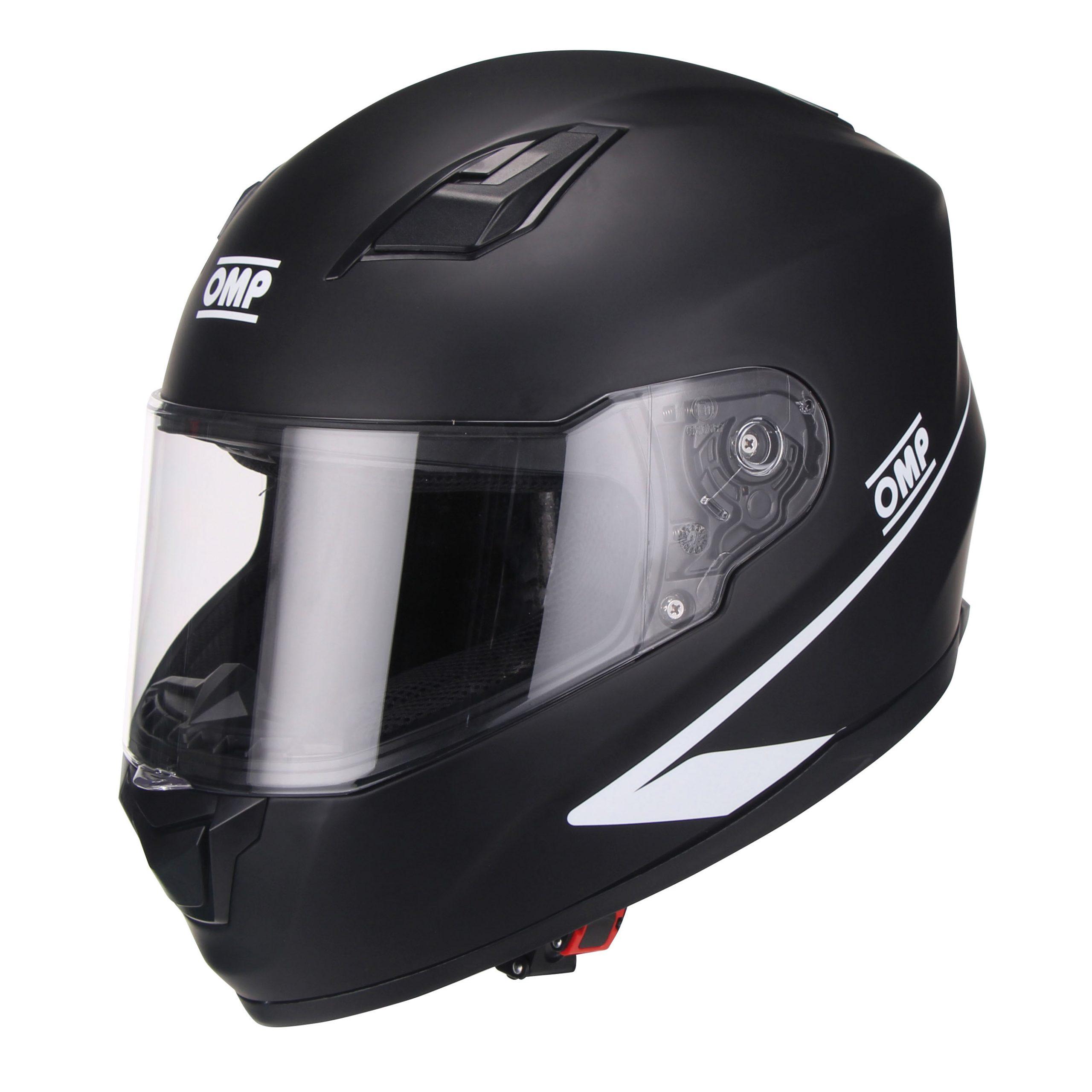 SC613 OMP Circuit Evo Karting Helmet