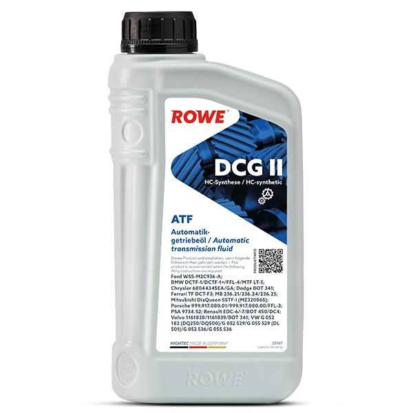 25067 Rowe DCG II Dual Clutch ATF – 1L Bottle